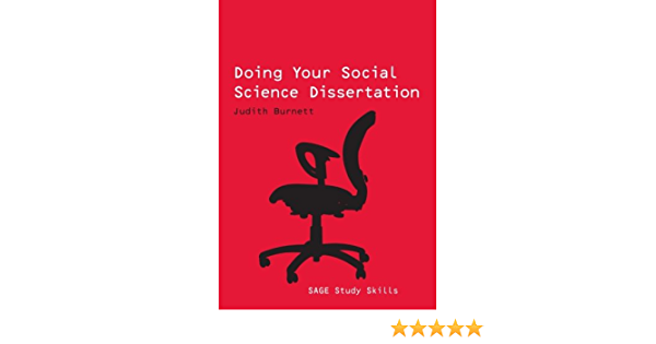 Social science dissertation inside creative writing