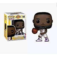 Figurine - Funko Pop - NBA - Lakers - Lebron James White Uniform