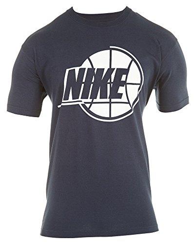 Nike Basketball Männer Binary Blue / Heather-elektrisches Grün