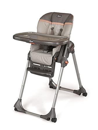 Chicco Polly Highchair Pacifica
