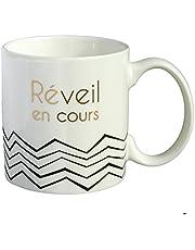 DRAEGER PARIS 1886 76000515 LA CARTERIE Mug cadeau à message  Réveil en cours