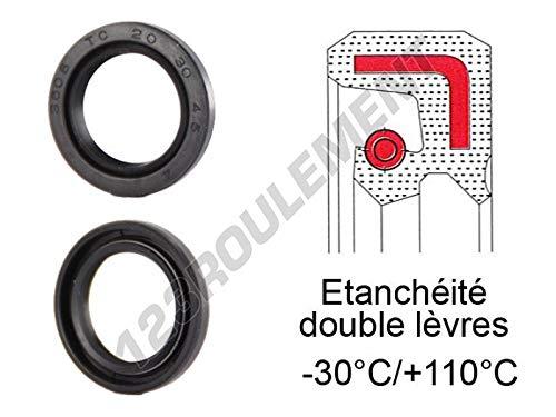 Car Parts Generic SPI oas-90x130x12-nbr Joint 0x0x12mm