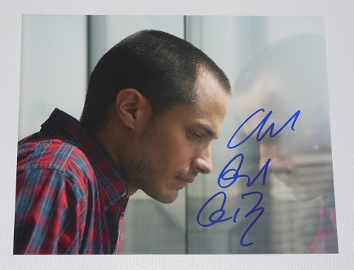 Gael Garcia Bernal Mammoth Signed Autographed 8x10 Glossy Photo Loa (Gael Garcia Bernal A Little Bit Of Heaven)