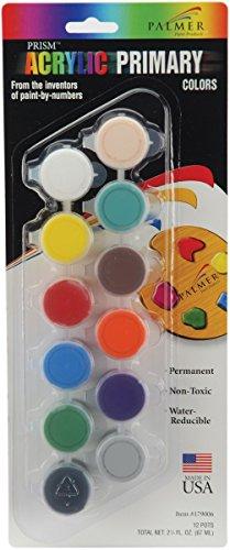 Prism Acrylic Paint Pots (Palmer Prism Acrylic Paint)