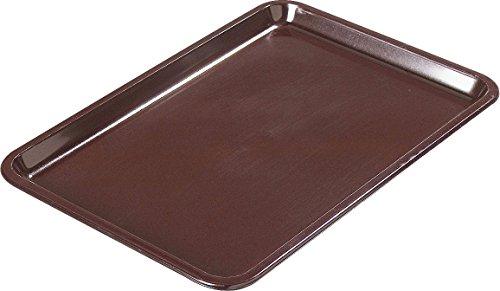 Carlisle 302201 Standard Tip Tray, 6-1/2 x 4-1/2'', Brown by Carlisle (Image #3)