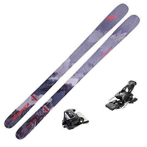 Nordica 2019 Enforcer 93 Skis w/Tyrolia Attack2 13 GW Bindings