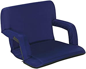 Naomi Home Venice Portable Reclining Seat with Armrest from Naomi Home