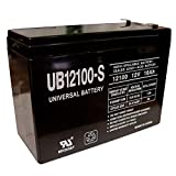 Universal Power Group 12V 10AH SLA Battery Replacement Hello Kitty 12V SUV Model #8802-33