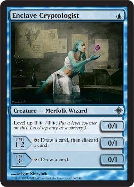 Magic  The Gathering Enclave Cryptologist