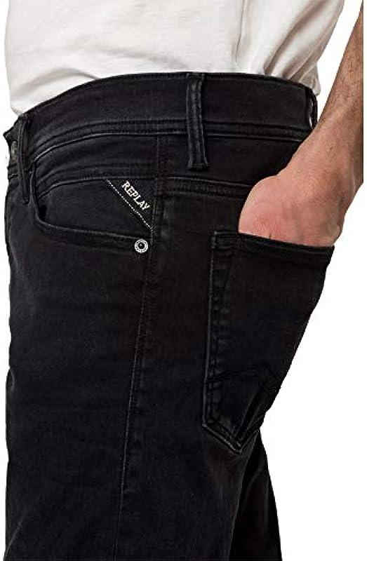 Replay Męskie Jondrill Jeans: Odzież
