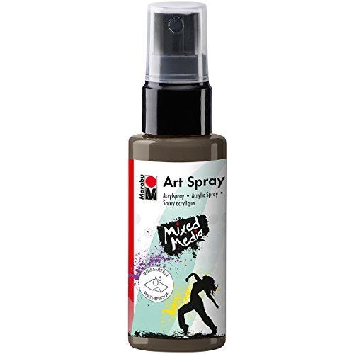 Marabu 10023772 Art Spray 50Ml Cocoa