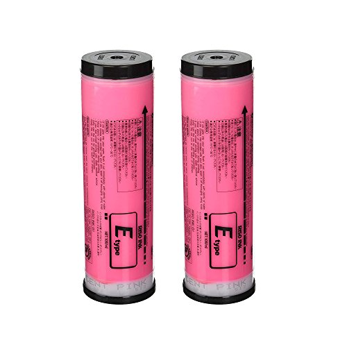2 Riso S-7211 Fluorescent Pink Ink, for Risograph EZ, MZ, and RZ Series Duplicators by RISO (Image #1)