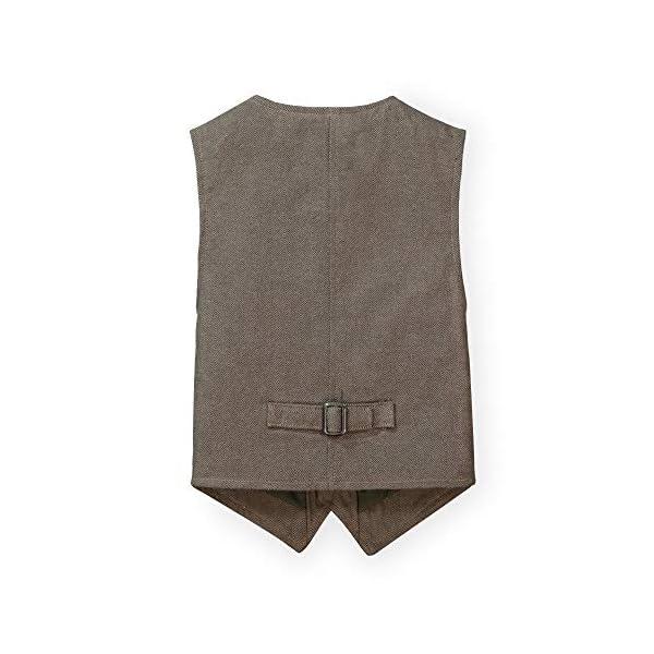 Hope /& Henry Boys Classic Suit Vest