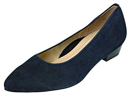 ara - Zapatos de vestir para mujer azul blau Weite G blau Weite G