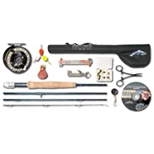 Eagle Claw Wright and McGill Plunge Fly Fishing Collection