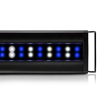 Image of Current Orbit Marine IC Reef Aquarium Accessory LED Light Fixture Pet Supplies