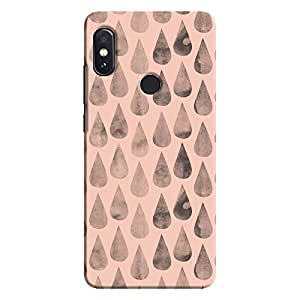 Cover It Up - Pink Dark Drops Redmi Note 5 Pro Hard case