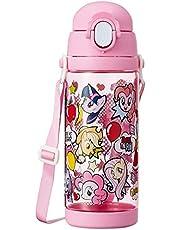 My Little Pony 01598-14 Press & Lock Water Bottle, 580ml,Pink
