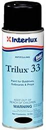 Interlux Black Trilux 33 Antifouling Aerosol YBA063A/16
