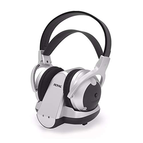 Royal WES 50 900 MHz Wireless Stereo Headphones Discontinued by Manufacturer