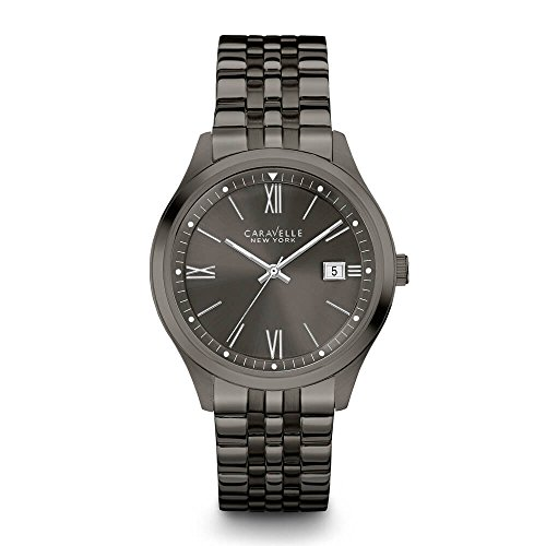 Caravelle by Bulova Men's New York Sunray Dial Watch