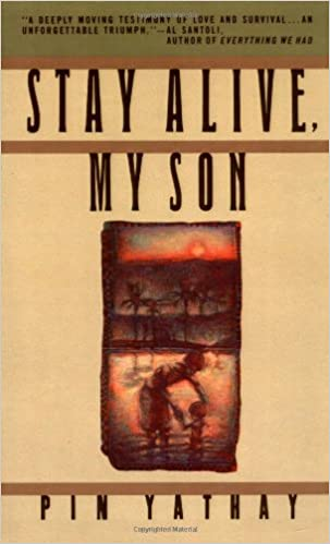 Stay Alive, My Son (Touchstone Books )