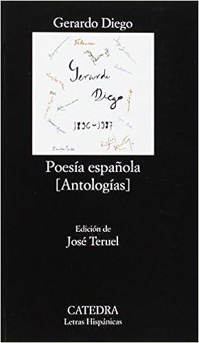 Antologia de la poesia española amazon