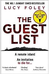 The Guest List Mass Market Paperback