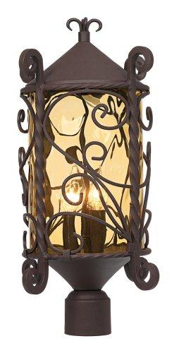 Casa Seville Iron Scroll Outdoor Light in US - 2