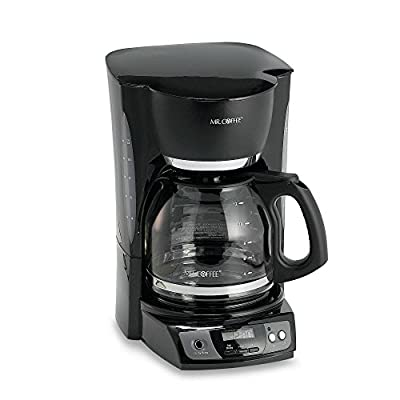 Mr. Coffee SKX 12-Cup Programmable Coffeemaker by Jarden Consumer Solutions