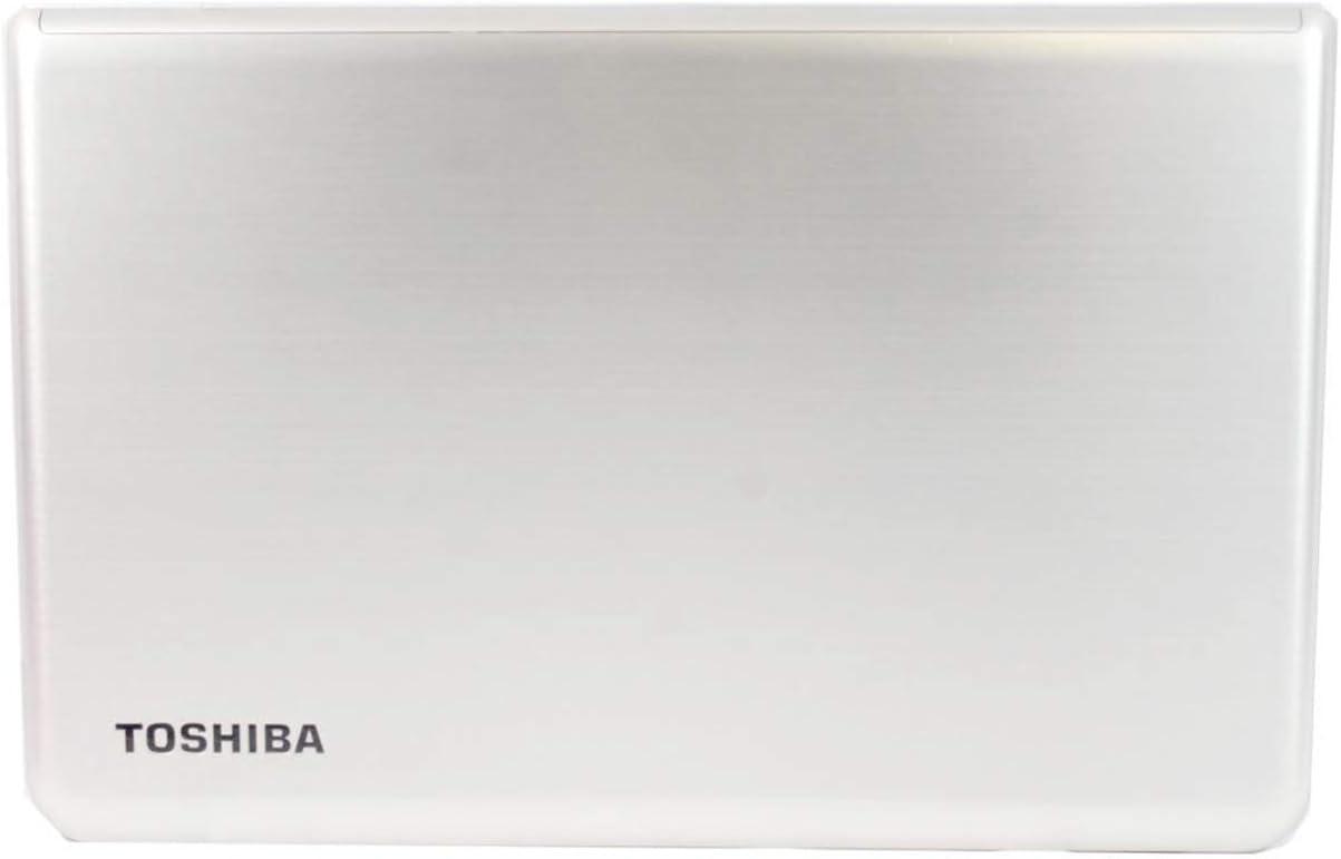 S/àt/èll/¡t/è L75-B P70-B LCD Back Lid Cover Top Case Silver by EbidDealz