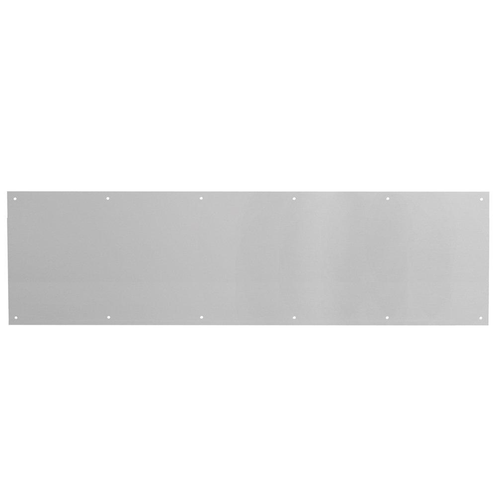 Prime-Line Products J 4839 Kickplate, 10 X 34-Inch, Satin Nickel/Aluminum