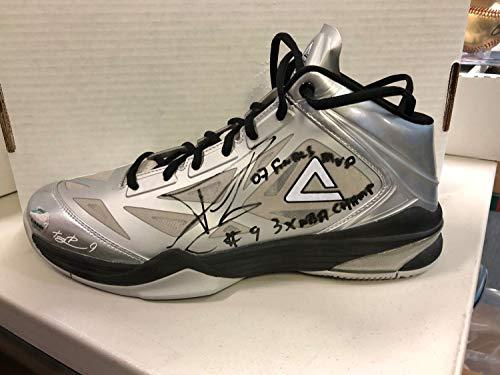 fe0a9e2d66c5 Tony Parker Autographed Signed Peak Sport Shoes