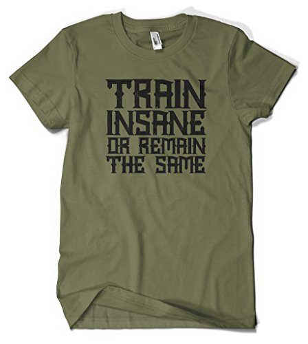 Cybertela Train Insane Or Remain The Same Men's T-shirt