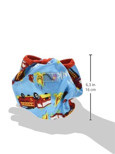 Rumparooz Newborn Cloth Diaper Cover Aplix Powder