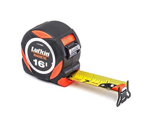 Lufkin L1016MAG 16' Command Series Tape Meaure with Magnetic Hook