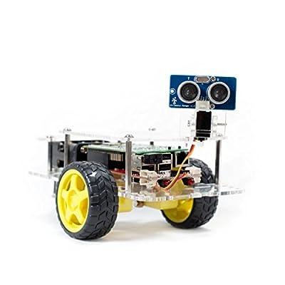 GoPiGo2 Robot Starter Kit