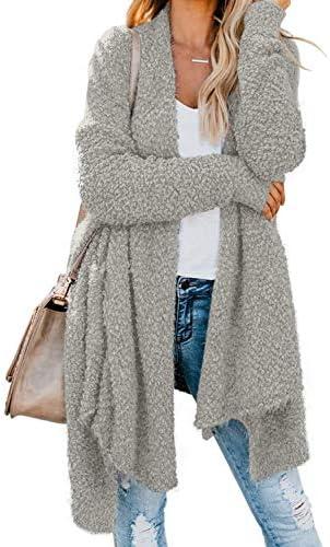 Sidefeel Women Sleeve Outwear Cardigan