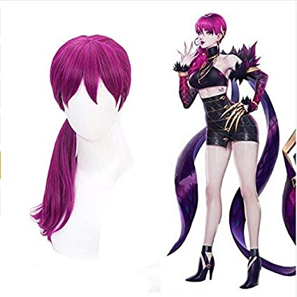 League Of Legends Lol K/Da Evelynn AgonyS Embrace Long Wig ...