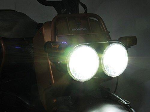 プロテック(PROTEC) LEDヘッドライトバルブキット (2灯) PH7タイプ Hi/Lo 30/20w 6000k LB7-ZO '01~'06 ズーマー 65036 B0725L97BT