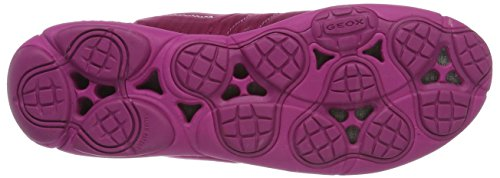 Geox D Nebula G, Zapatillas para Mujer Rosa (CYCLAMENC8335)