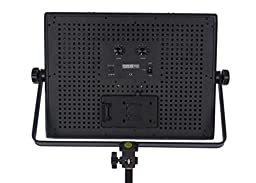 StudioPRO 900 LED Light Panel With Barndoor for Video and Photography Studio Lighting - S-900B Bi-Color