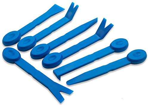 Specialty Pry Bar Set - 5