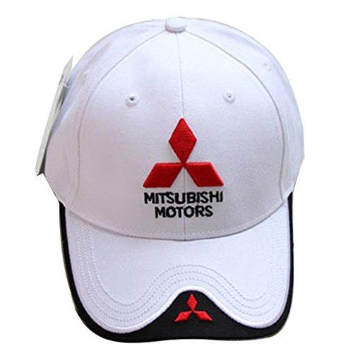 Adjustable moto gp racing F1 baseball Cap Sport Hat for Mitsubishi