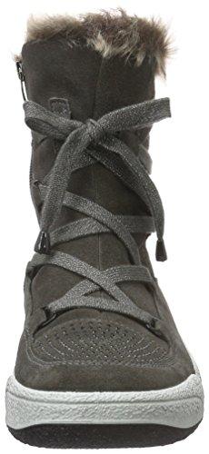 ara Women's St-Anton-Gore-Tex Snow Boots, Grey Grey (Fumo,teak 66)