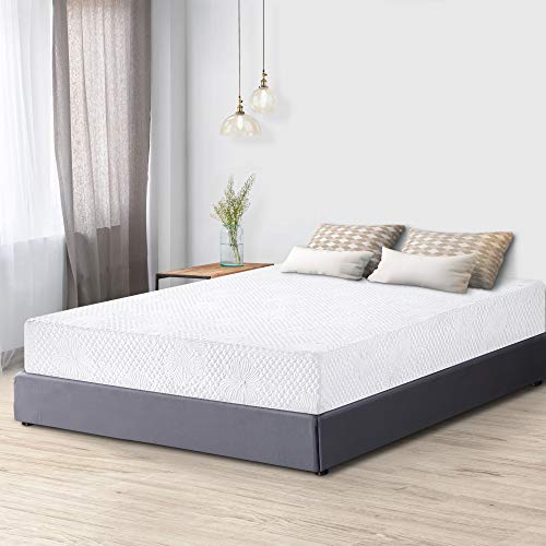 Primasleep Premium Cool Gel Multi Layered Memory Foam Bed Mattress Full 8 Inch