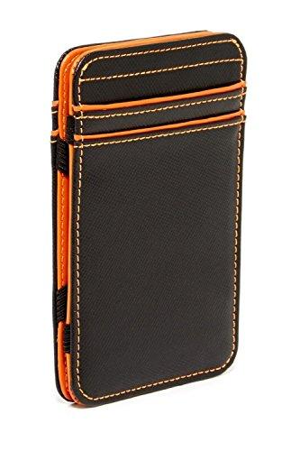 Würkin Stiffs MWSP14-ORANGE RFID Magic Wallet Orange