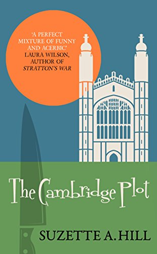 The Cambridge Plot (Rosy Gilchrist Book 5)