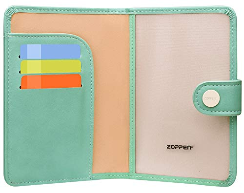 Zoppen Passport Holder Cover Wallet