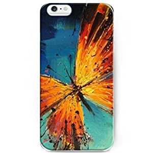 Nafeesa J. Hopkins's Shop Iphone 6 Back Case Fashion Colorful Butterfly Back Case Cover 5450028M36053182